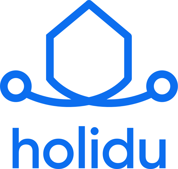 Holidu Logo Podcast