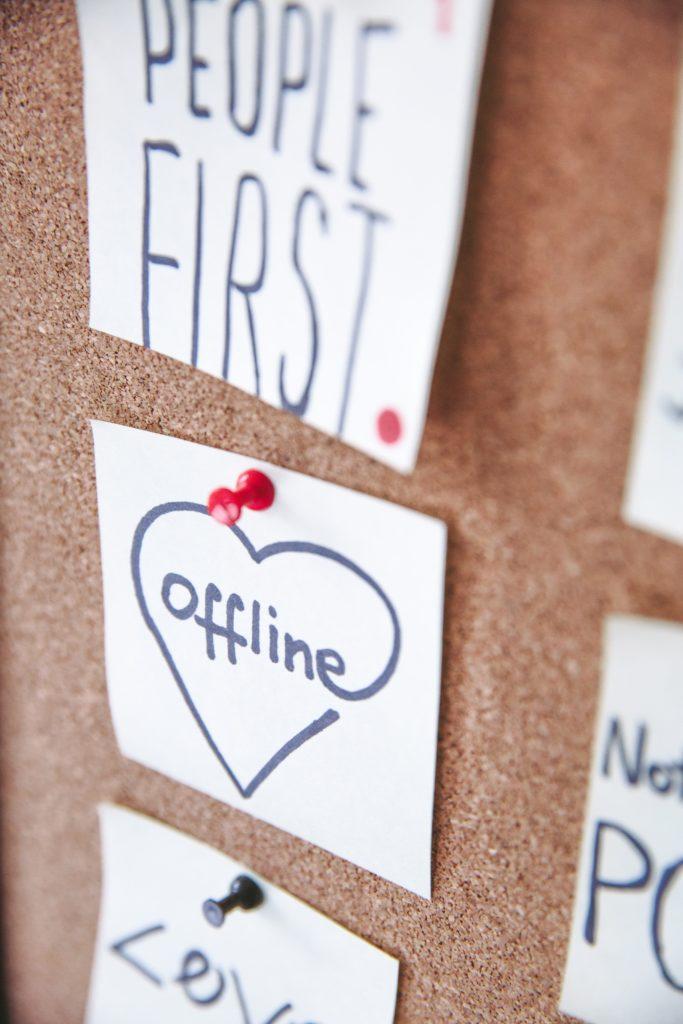 online meetings beser gestalten mit Herz